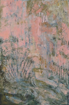 Lost Garden, Painting, Oil on Canvas