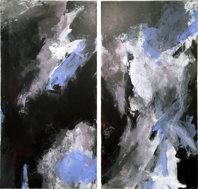 Europa 24 & 25 Diptych