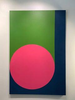 Scoop in Hot Pink & Green