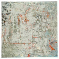 Stephanie Massaux Contemporary Abstract Painting, Verve, 2021