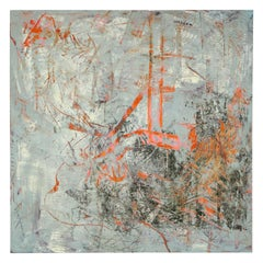Stephanie Massaux Contemporary Abstract Painting, Unfettered, 2021
