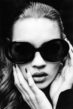 Kate Moss (That Girl), Italian Harper's Bazaar, New York