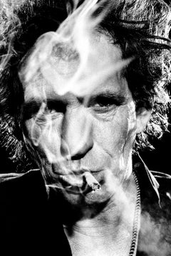 Keith Richards, The Third Eye