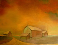 Vanishing Point 4 Barns