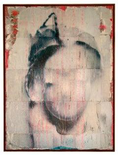 Stephanie Todhunter, Tokyo Marnie, Mixed Media Collage, 2016