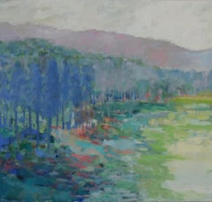 """ Highlander "". Oil painting by S. Wheeler"