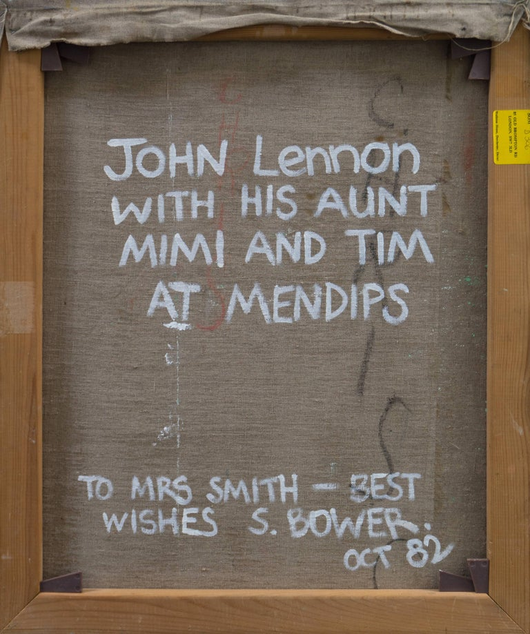 'John and Mimi with Tim', John Lennon, England For Sale 3
