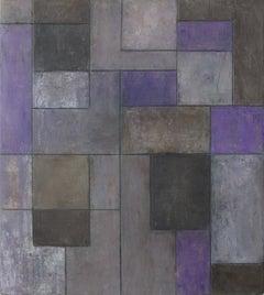 frankincense, myrrh and lavender, Painting, Oil on Canvas