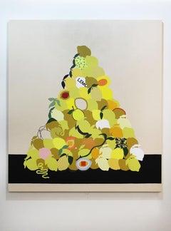 Lemon Pile Still Life