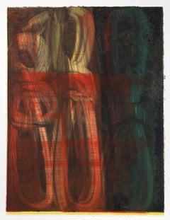 Abstract Monotype by Stephen Ellis 1994