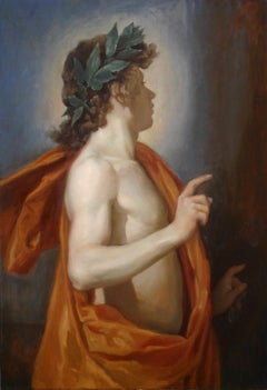 Apollo, The Forge of Vulcan, Painting, Oil on Other