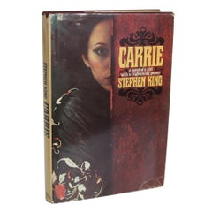 Stephen King's Carrie, First Edition 1974