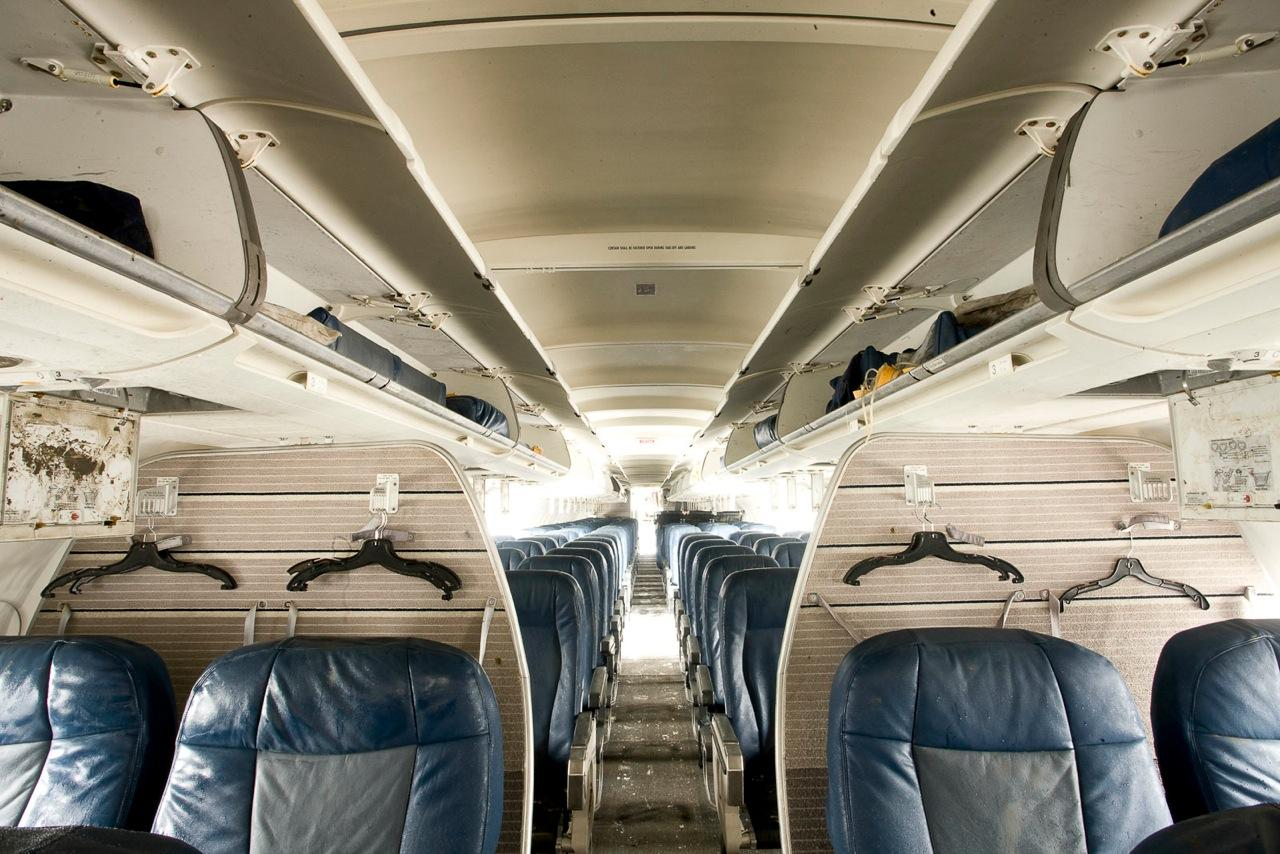 """""""Exit Row"""" 40""""x60"""" photograph, limited Edition of 5"""