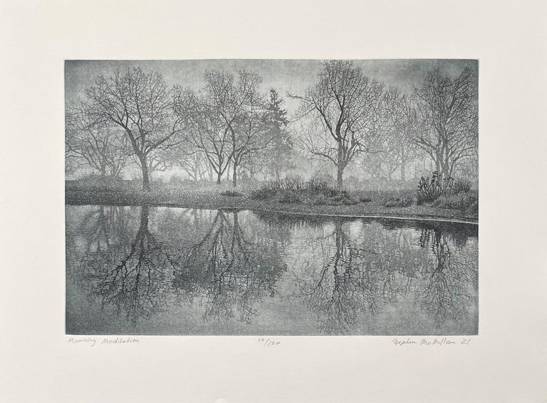 Morning Meditation, by Stephen McMillan For Sale 1