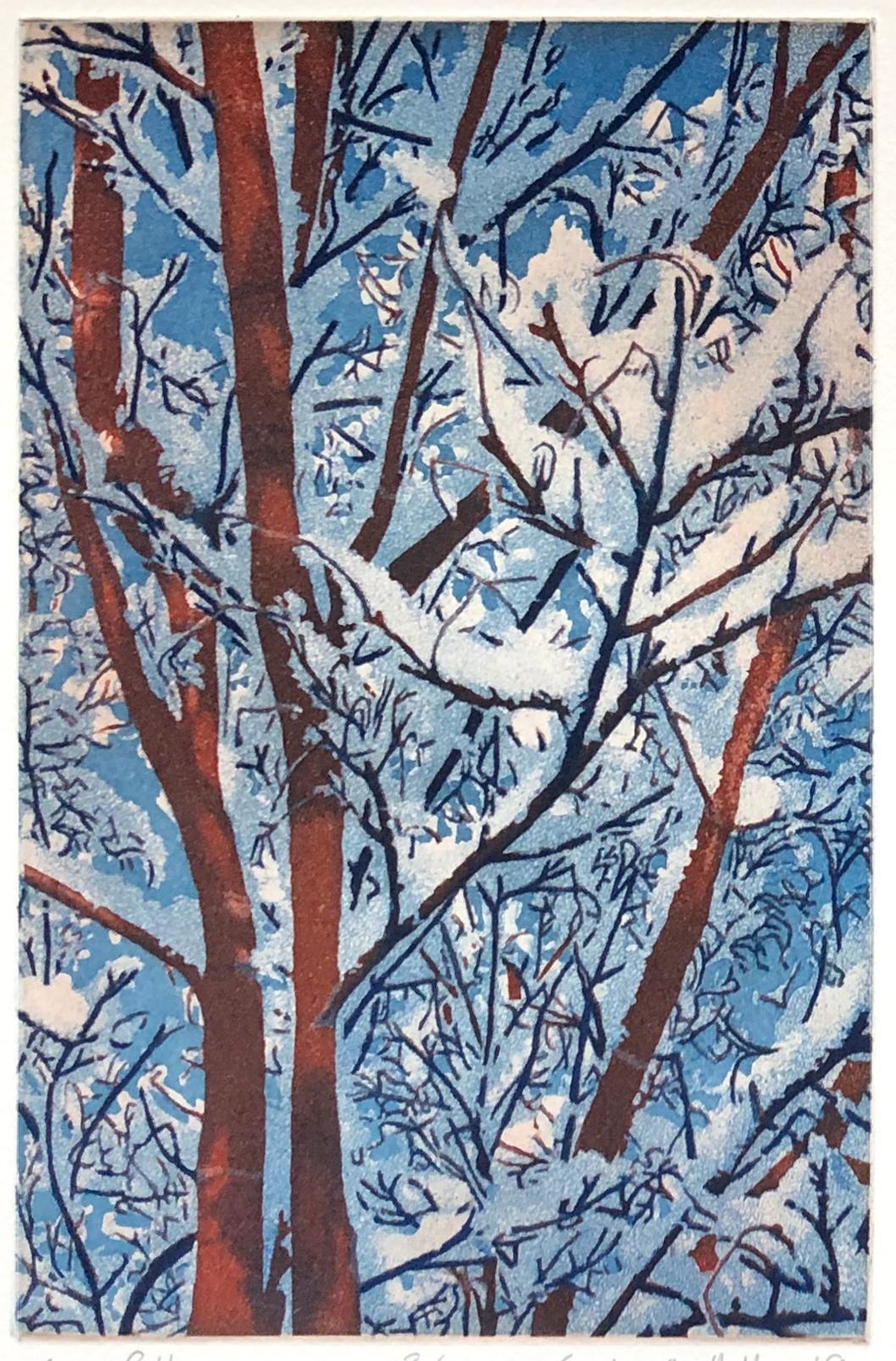 Snowfall, by Stephen McMillan