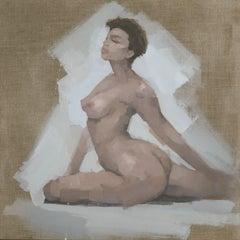 Mountain, Painting, Acrylic on Canvas