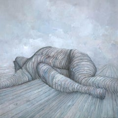 Slain, Painting, Acrylic on Canvas