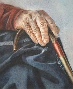 Ray H , Original Watercolor