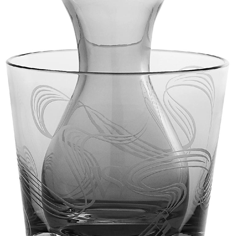 Contemporary Stephen Webster Russian Roulette Smoking Gun Martini Flask and Cooler For Sale