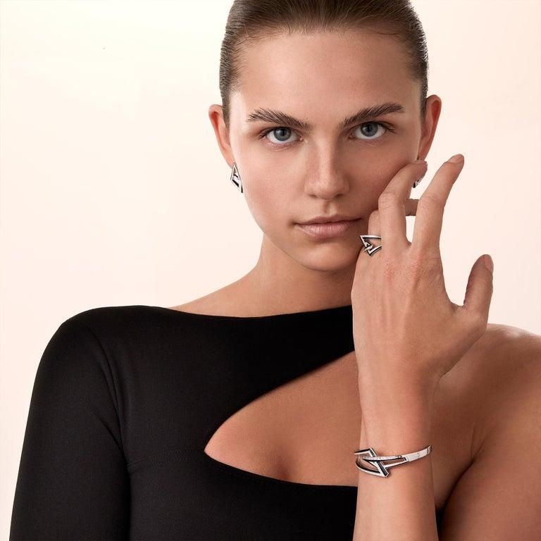 For Sale: undefined Stephen Webster Vertigo Obtuse 18 Carat Gold and White Diamond '0.35 Carat' Ring 4