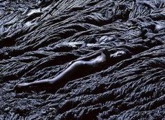 Nude on Lava