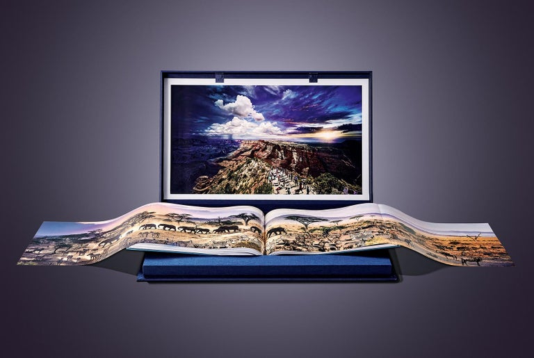 Stephen Wilkes, Day to Night, Art Edition No. 101-200 Grand Canyon, Arizona For Sale 2