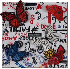D&G Primaries, Embroidery Assemblage