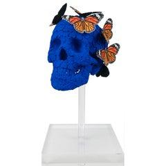 """Castitas"", Embroidery Sculpture"