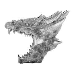 Sterlin Silver Dragon Ring