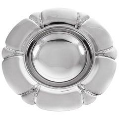 Sterling Art Deco Bowl