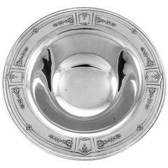 Sterling Bowl, 1927