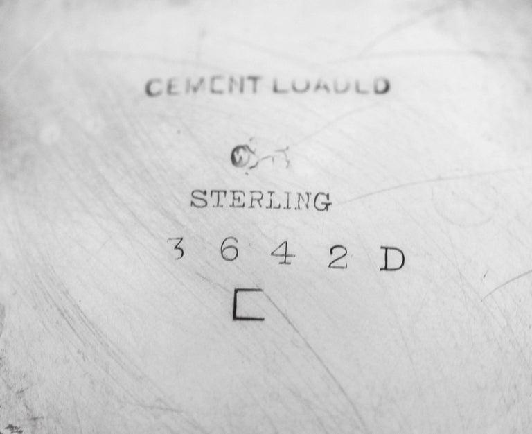 Sterling Candlesticks 7