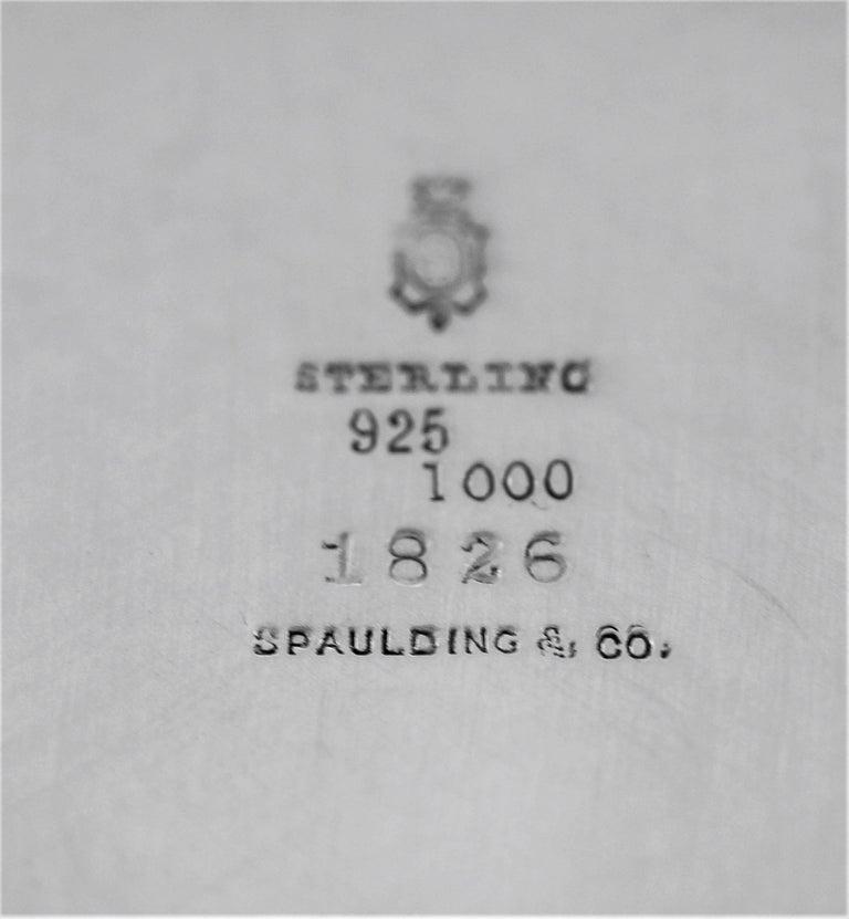 Sterling Candlesticks For Sale 2