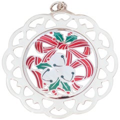 Sterling Christmas Ornament