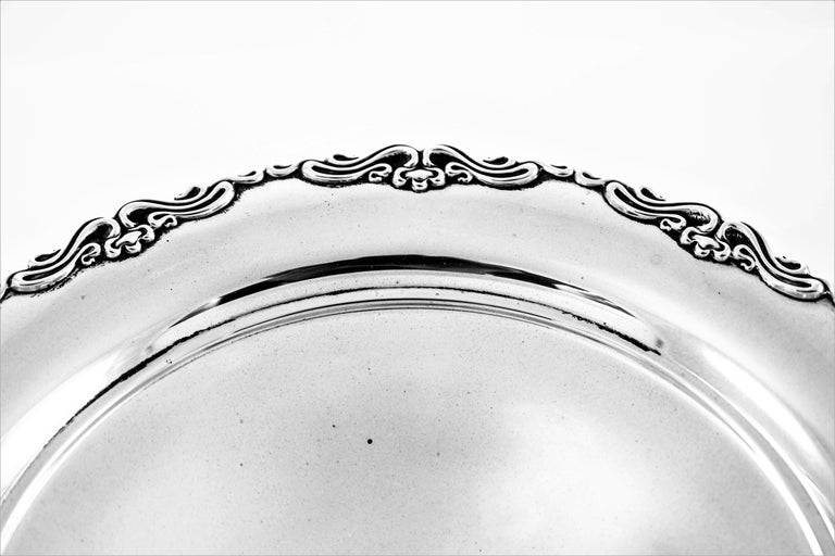 American Sterling Compote For Sale