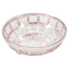Sterling & Crystal Dish