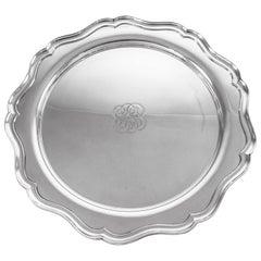 Sterling Dish