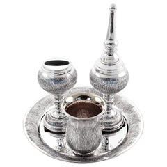 Sterling Havdallah Set