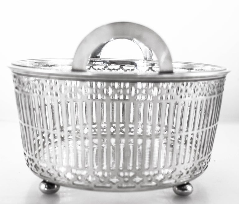 Sterling Ice Bucket For Sale 1