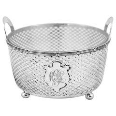 Sterling Ice Bucket