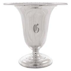 Sterling Louis XIV Vase