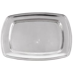 Sterling Mary Chilton Tray