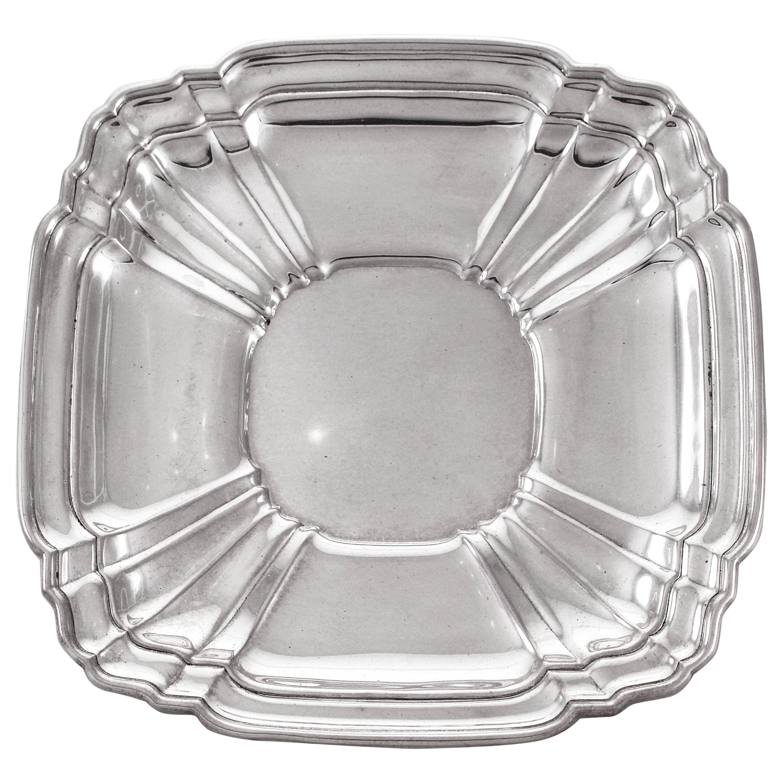 Sterling Midcentury Dish