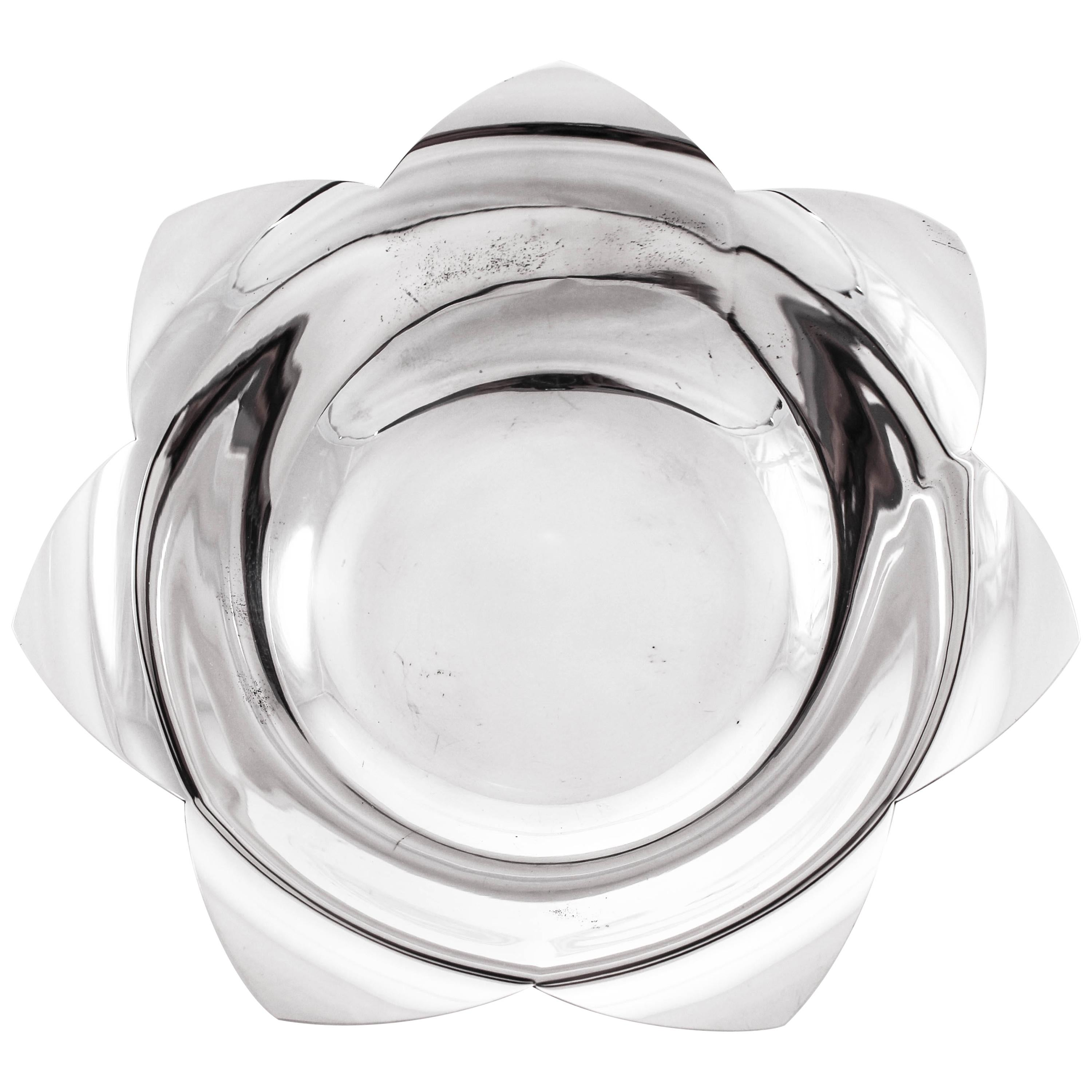 Sterling Midcentury Tiffany & Co. Bowl
