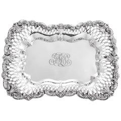 Sterling Oblong Dish