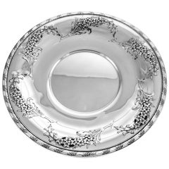 Sterling Plate, circa 1939