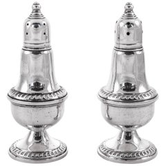 Sterling Salt/Pepper Shakers