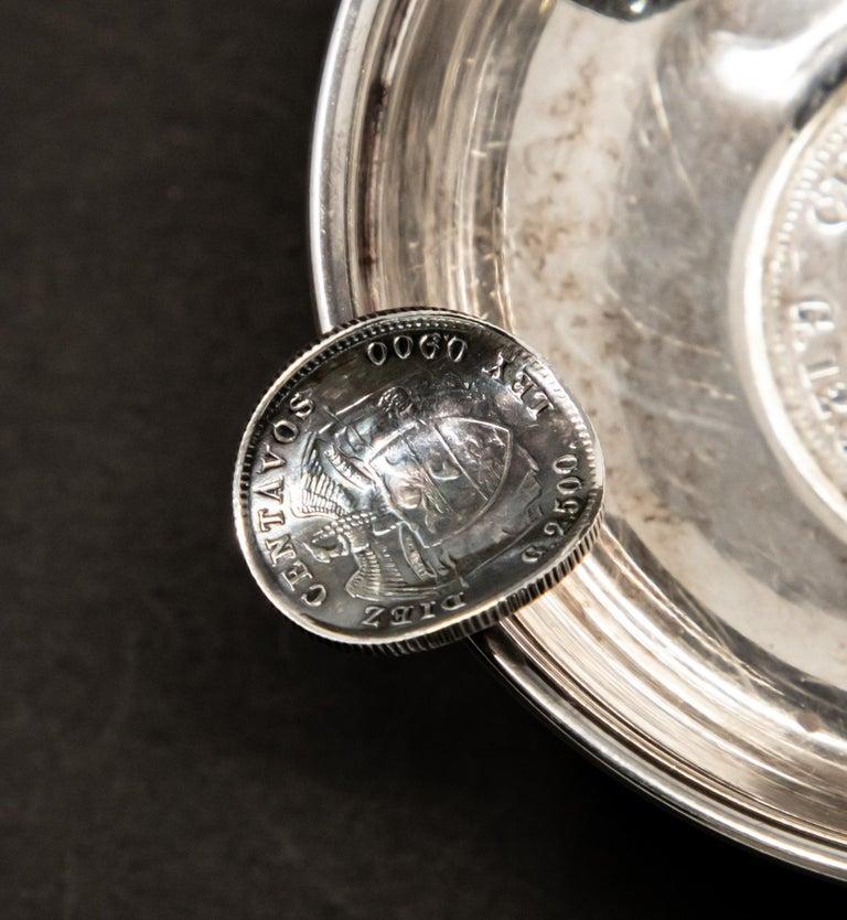 Metalwork Sterling Silver Ash Receiver