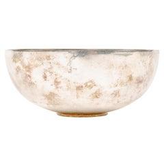 Sterling Silver Bowl by Piet Hein for Georg Jensen