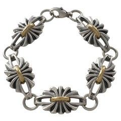Sterling Silver Bracelet No. 394, Georg Jensen
